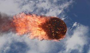 NASA giấu nhẹm vụ nổ thiên thạch mạnh gấp chục lần bom nguyên tử