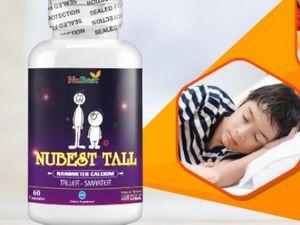 Quảng cáo thực phẩm Nubest tall có dấu hiệu lừa dối người tiêu dùng