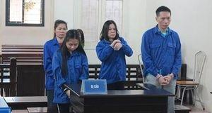 Ba án tử hình trong đường dây ma túy xuyên quốc gia