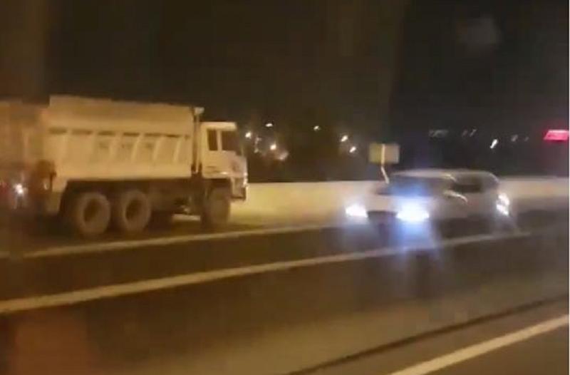 Xe ben chạy ngược chiều trên cao tốc: Đề nghị cảnh sát điều tra