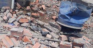 Xác định nguyên nhân khiến tường sập làm 6 người tử vong ở Vĩnh Long