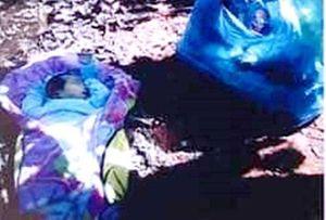 Chưa có người thân đến nhận bé trai 2 tháng tuổi bị bỏ rơi trong đêm