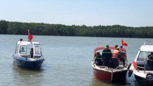 Đội thợ lặn thứ 2 đến tìm kiếm thuyền trưởng mất tích trên sông
