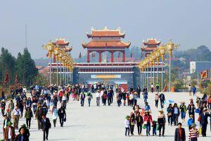 Vĩnh Phúc: Khai mạc lễ hội Tây Thiên năm 2019