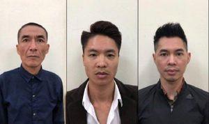 Khởi tố 3 kẻ hành hung phóng viên ở Hà Nội