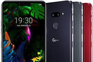 Điện thoại thông minh LG G8 ThinQ sẽ 'lên kệ' vào 22/3 tới