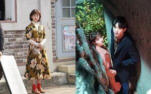'Dazzling': Tạo hình gái đôi mươi ở thập niên 70 của Han Ji Min đẹp bất chấp, mặc kệ tuổi 37