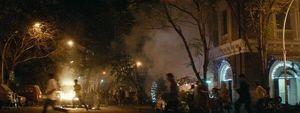 Loạt vụ khủng bố kinh hoàng năm 2008 tại Mumbai được tái hiện