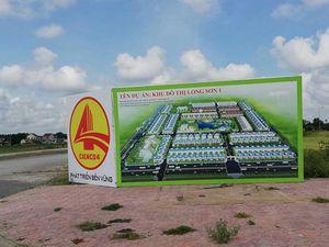 Làm cầu BT hơn 210 tỉ được đổi hơn 395.000 m2 đất