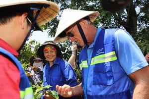 Đưa văn hóa và sản phẩm cà phê Việt Nam ra thế giới
