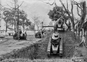 Lai lịch chiếc xe tăng đầu tiên lăn bánh ở Hà Nội