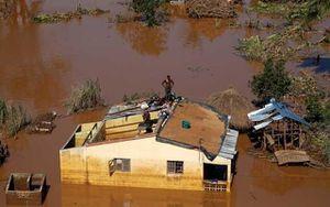 Số người thiệt mạng do bão Idai tại Mozambique tăng cao
