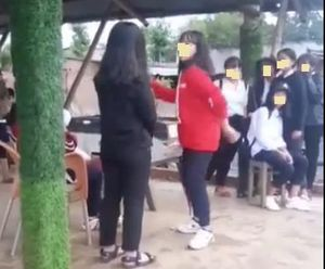 Yêu cầu xác minh clip nữ sinh lớp 8 bị bạn thân 'gọi hội' tát thủng màng nhĩ