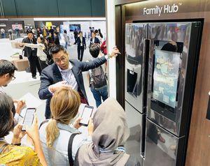 Samsung Forum 2019: Tủ lạnh kết nối Family Hub thế hệ mới và máy giặt công nghệ QuickDrive