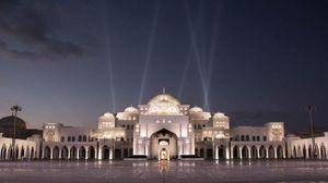 Dinh Tổng thống Abu Dhabi lần đầu tiên mở cửa cho du khách