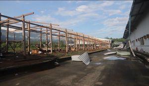 Lâm Đồng: Một trận lốc xoáy kinh hoàng 'thổi bay' 5,5 tỷ đồng