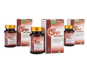 Phát hiện Viên Gutmetaherb quảng cáo chữa bệnh gout trái quy định