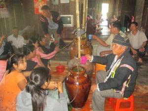 Lễ công nhận người trưởng thành - nét văn hóa độc đáo của người Ê Đê Phú Yên