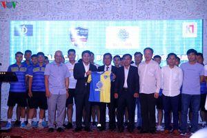 CLB futsal Quảng Nam ra mắt: Làn gió mới trong làng futsal Việt Nam