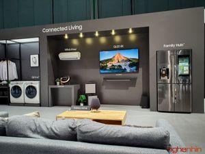 SEAO 2019: Samsung ra mắt loạt tủ lạnh kết nối Family Hub mới và máy giặt công nghệ QuickDrive