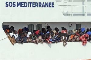 EU tiếp tục kéo dài chiến dịch tuần tra trên Địa Trung Hải