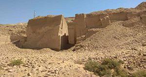 Phát hiện cảng cổ: Lật thêm tầng bí mật đền thờ Ai Cập