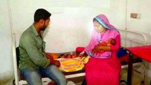Một phụ nữ Bangladesh tiếp tục sinh đôi sau khi sinh con đầu lòng được 26 ngày