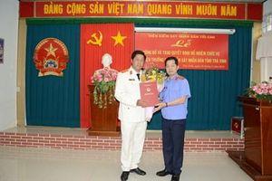 Viện kiểm sát nhân dân tỉnh Trà Vinh có Phó Viện trưởng mới