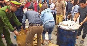 Chi cục ATTP 'lên tiếng' vụ gần 1.000 công nhân ở Ninh Bình bỏ bữa vì nghi thực phẩm có dấu hiệu hôi thối