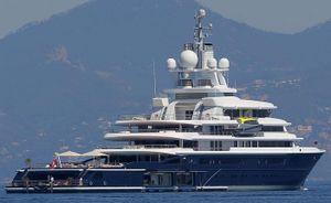 Tỷ phú Nga giành lại siêu du thuyền 450 triệu USD sau ly hôn