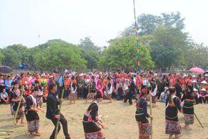 Tưng bừng Lễ hội Thành Bản Phủ, Điện Biên
