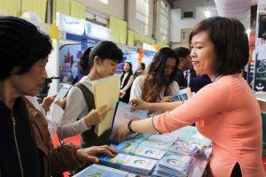 Quảng bá du lịch Côn Đảo tại Hội chợ Du lịch quốc tế Việt Nam