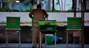 Thái Lan nêu nguyên nhân cản trở việc công bố kết quả bầu cử