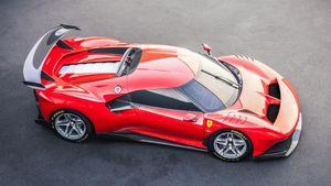 Siêu xe Ferrari PC80/C độc nhất có gì bí ẩn?