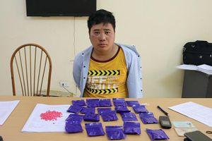 Phá hai chuyên án, thu 110 nghìn viên ma túy tổng hợp