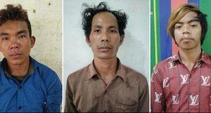 Công an Tây Ninh và Cảnh sát tỉnh Kratie (Campuchia) phá nhiều vụ cướp, trộm táo tợn