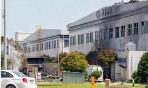 Nổ nhà máy ở Trung Quốc, 7 người chết