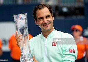 Roger Federer đăng quang tại Miami Open 2019