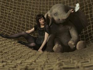 'Voi Dumbo' phiên bản người đóng gây thất vọng