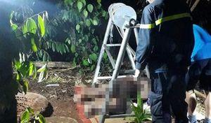 Sau 2 ngày mất tích, người đàn ông được phát hiện tử vong dưới giếng