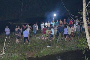 Phát hiện thi thể người đàn ông chết dưới sông Nậm Rốm