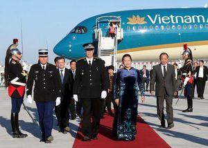 Đưa quan hệ đối tác chiến lược Việt Nam-Pháp đi vào thực chất