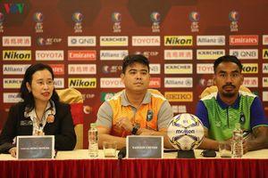 HLV Yangon United FC: 'Hà Nội FC nhiều đột biến nhờ Quang Hải'