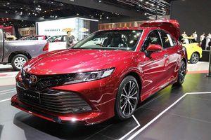 Toyota Việt Nam chốt ngày ra mắt ô tô mới