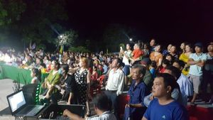 Vui không tưởng ở cuộc thi hoa hậu biên giới Việt-Campuchia