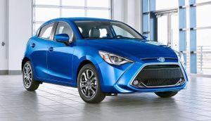 Toyota Yaris 2020 lộ diện, bất ngờ sở hữu thiết kế giống Mazda