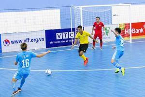 Giải futsal VĐQG 2019: Thái Sơn Bắc bị Đà Nẵng cầm hòa