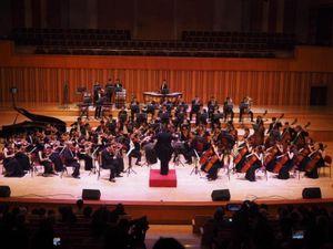 Hòa nhạc mùa xuân 'Gặp gỡ tài năng âm nhạc thế giới'