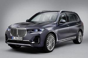 Mới ra được vài tuần, BMW X7 đã phải triệu hồi gấp vì lỗi ghế ngồi