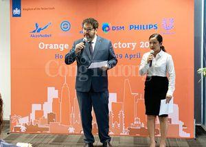 Orange ASEAN Factory giúp giới trẻ nâng cao kiến thức phát triển bền vững